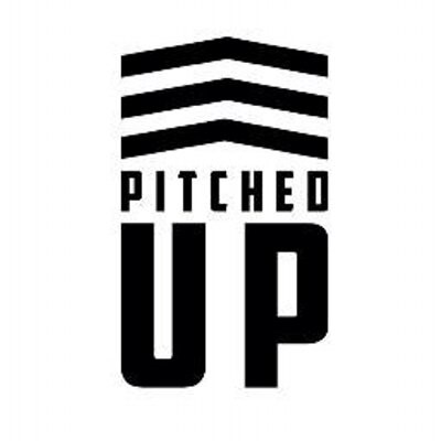 pitched-up