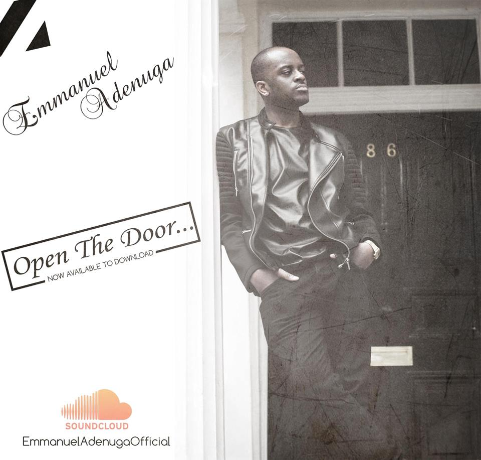 Emmanuel Adenuga - Open The Door