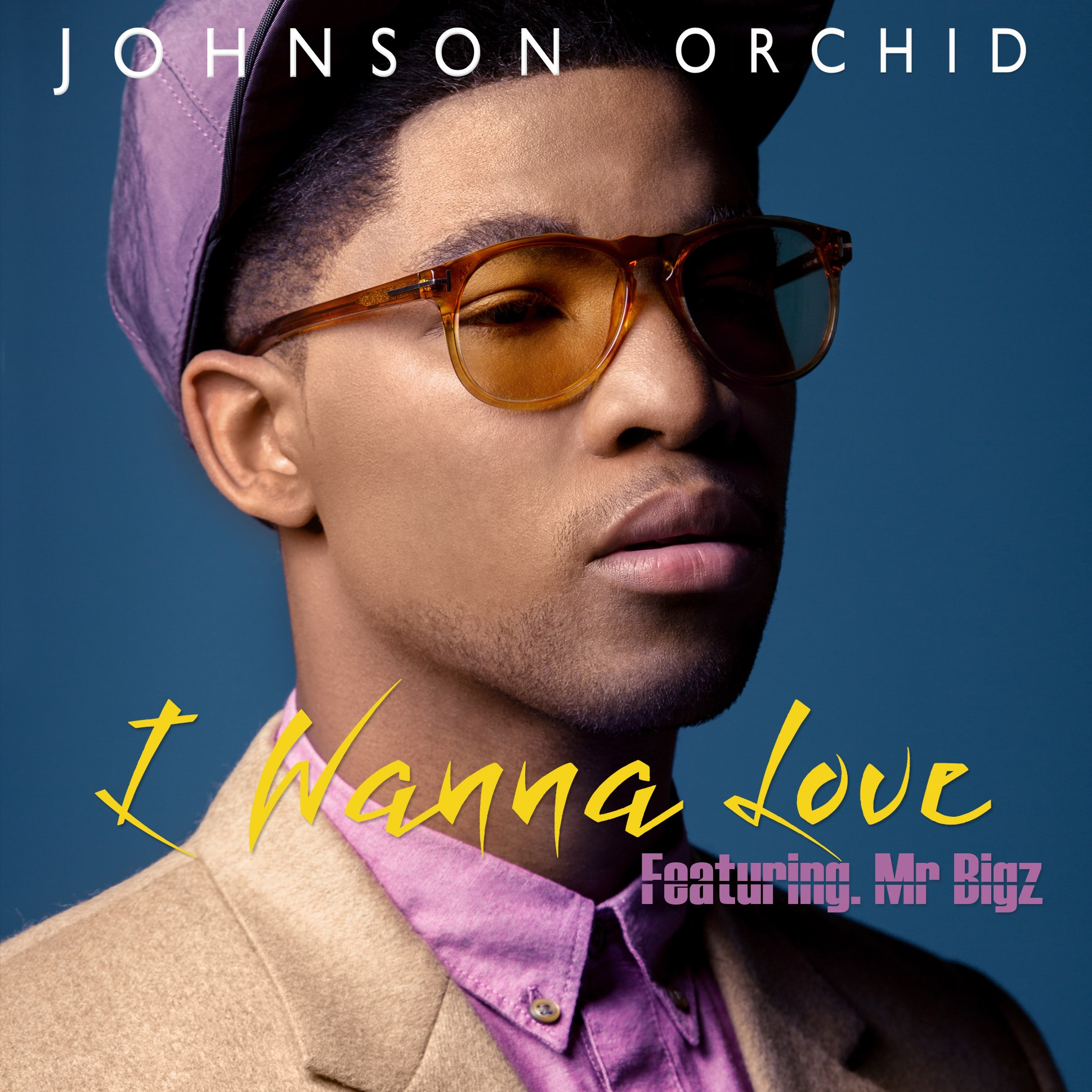 Johnson Orchid I Wanna Love Artwork II