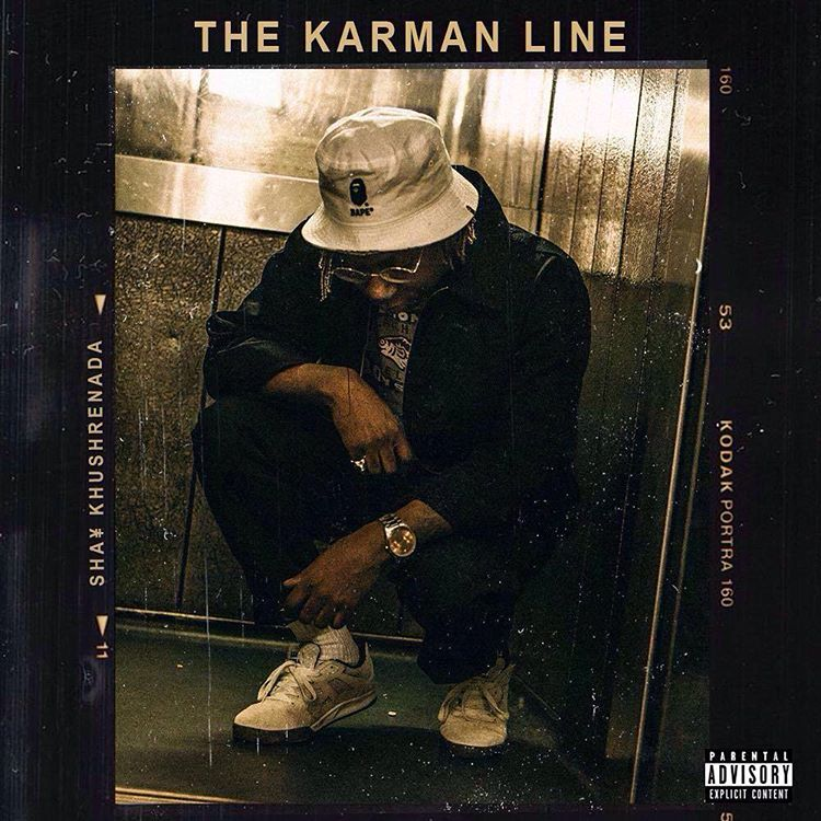 SHA¥ Khushrenada - The Karman Line
